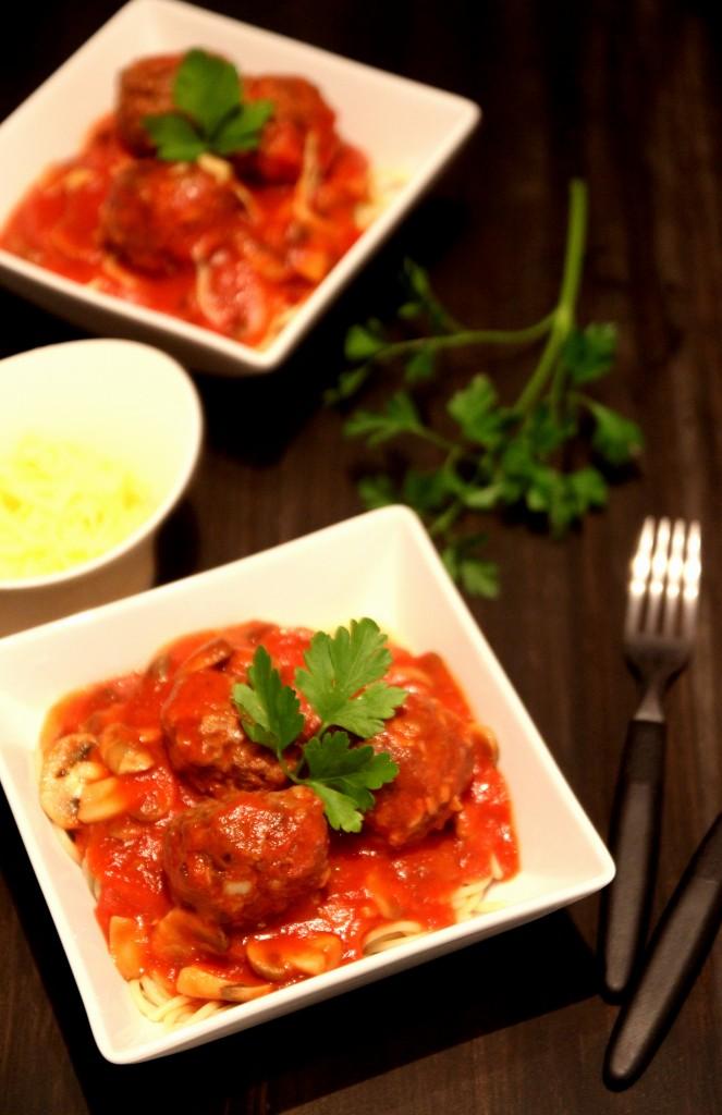 Healthy Meatball Spaghetti4