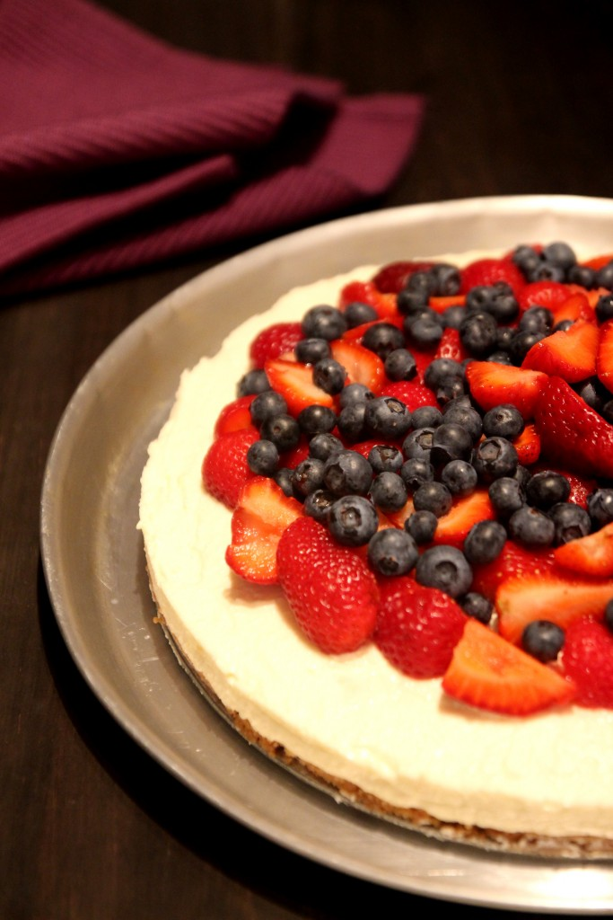 Wild Berry Cheesecake1