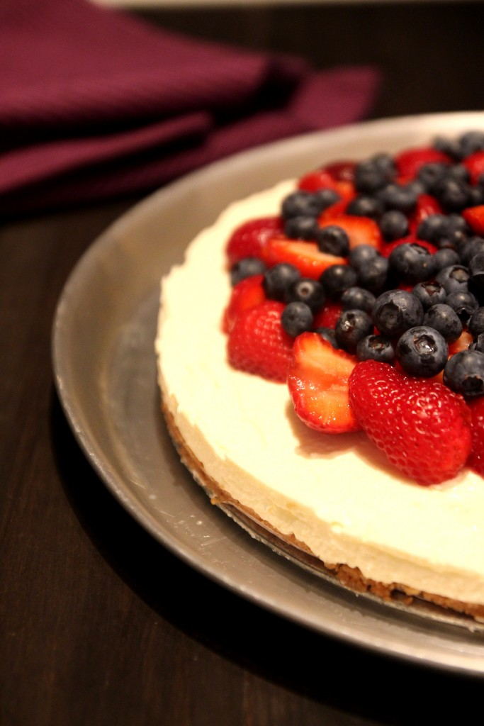 Wild Berry Cheesecake3