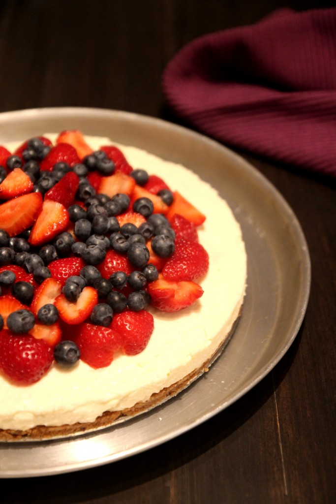 Wild Berry Cheesecake5