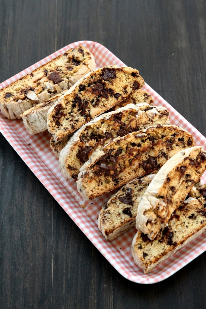 Chocolate Almond Biscotti2