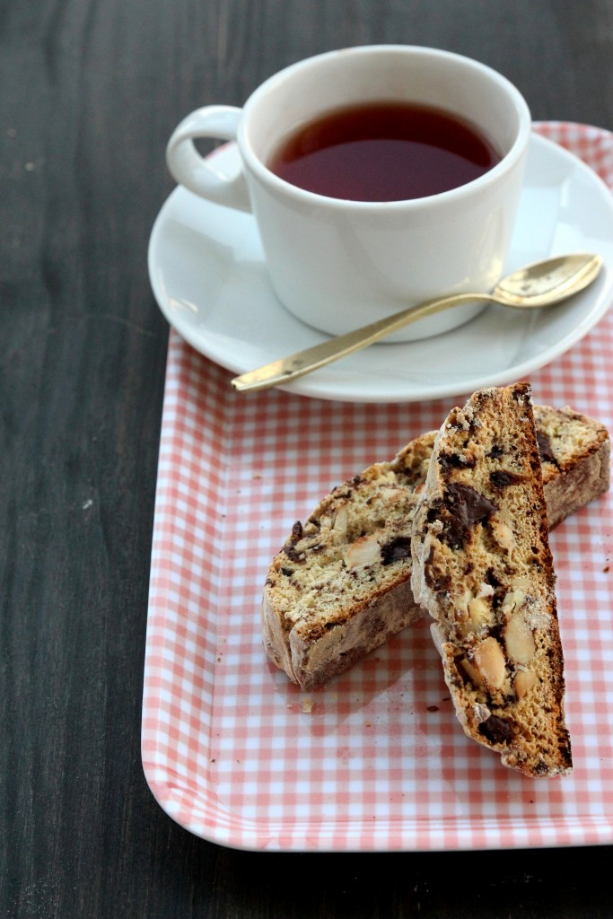 Chocolate Almond Biscotti8