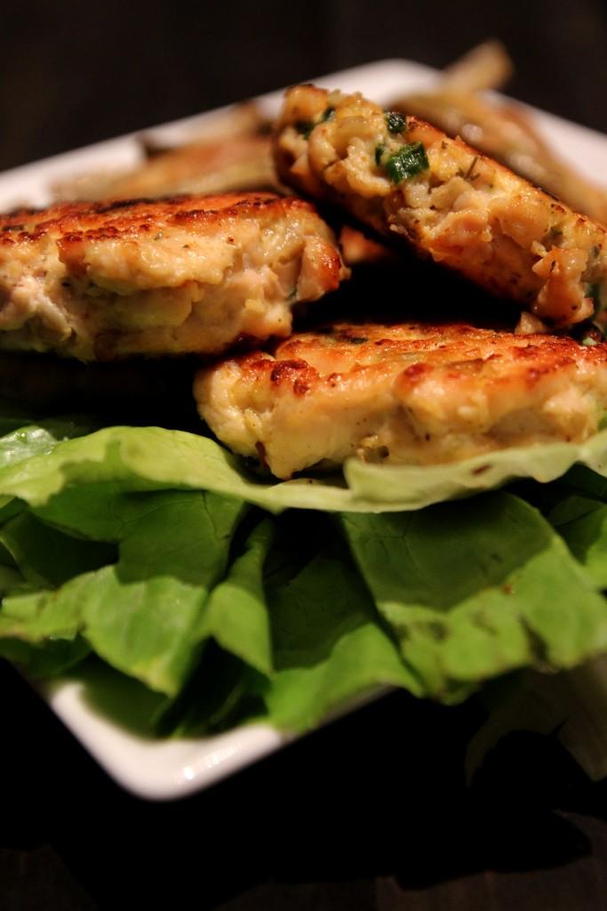Sweet Potato Chicken Patties2