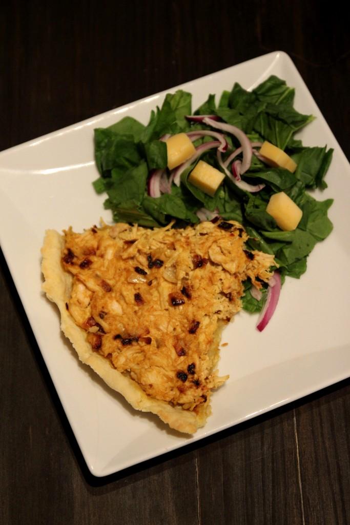 Curried Chicken Tart2