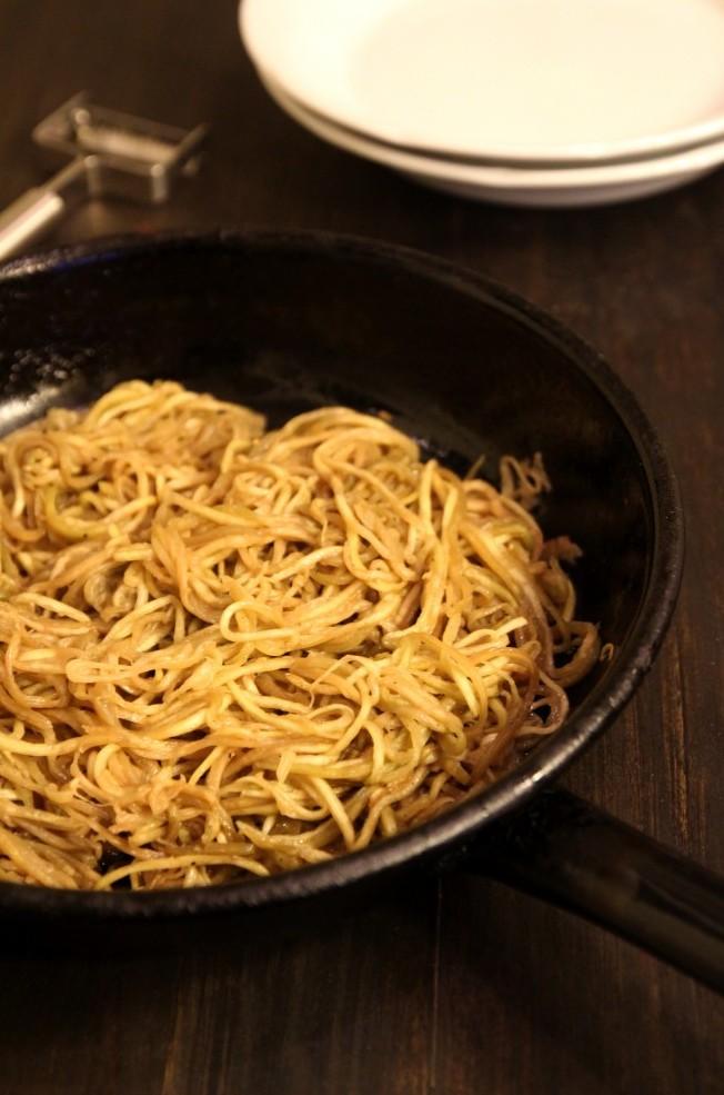 Eggplant Spaghetti Bolognaise2