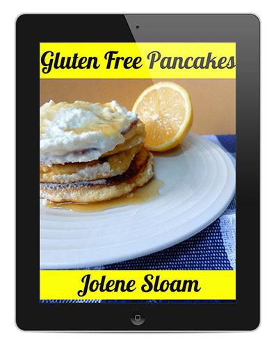 Gluten-Free-Pancakes Ipad