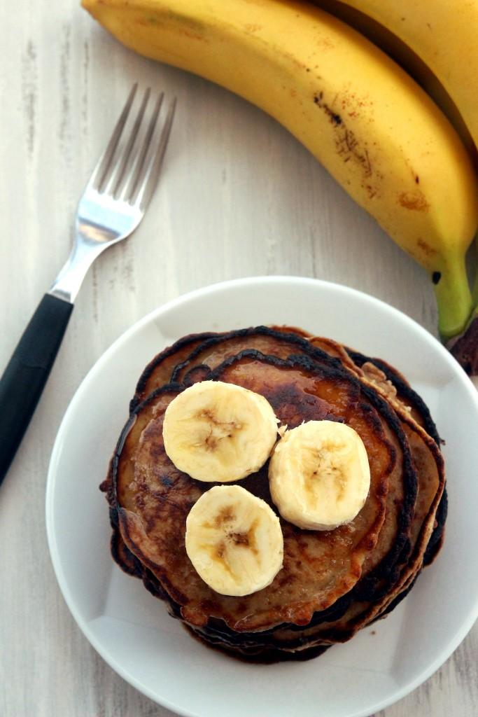 Grain-Free Banana Almond Pancakes6