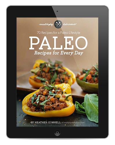Paleo-Everyday in Ipad