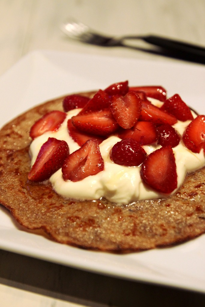 Strawberries & Cream Quinoa Dessert Crepes4