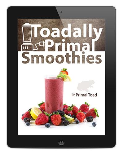 Toadally-Primal-Smoothies Ipad-
