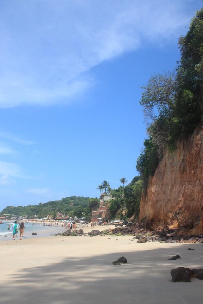 Praia del centro, Pipa