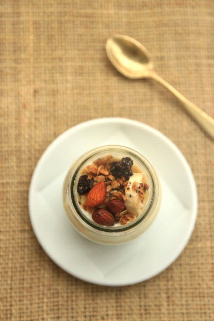 Gluten-free Almond Granola
