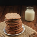 Grain-free Hazelnut Chocolate Chip Cookies