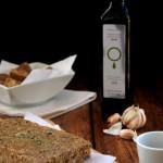 Grain-free Oregano Garlic Focaccia + Kitchen Therapy