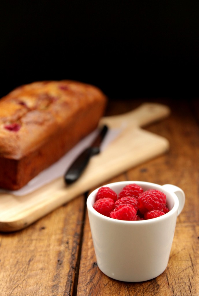 Grain-free Raspberry Almond Bread + Giving thanks - Dish ...