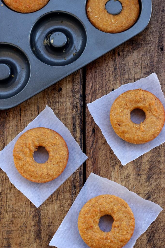 Grain-free Apple Cider Vinegar Doughnuts