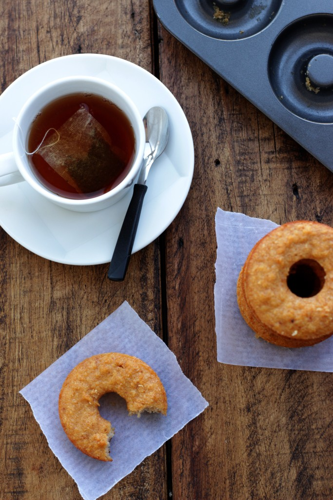 Grain-free Apple Cider Vinegar Doughnuts