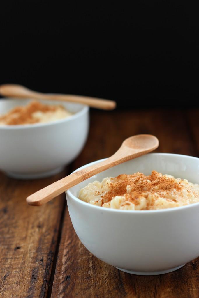 Arroz con Leche (Milk Rice Pudding)