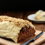 Grain-free Carrot Cake with Cream Cheese Frosting