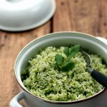 Easy Broccoli Garlic Rice