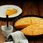 Gluten-free Skillet Cornbread + Conquering Resistance