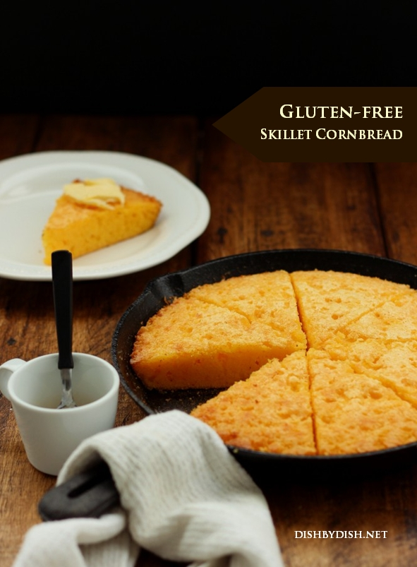 Gluten Free Skillet Cornbread Conquering Resistance Dish By Dish