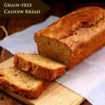 Grain-free Cashew Bread