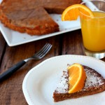 Grain-free Walnut Orange Cake