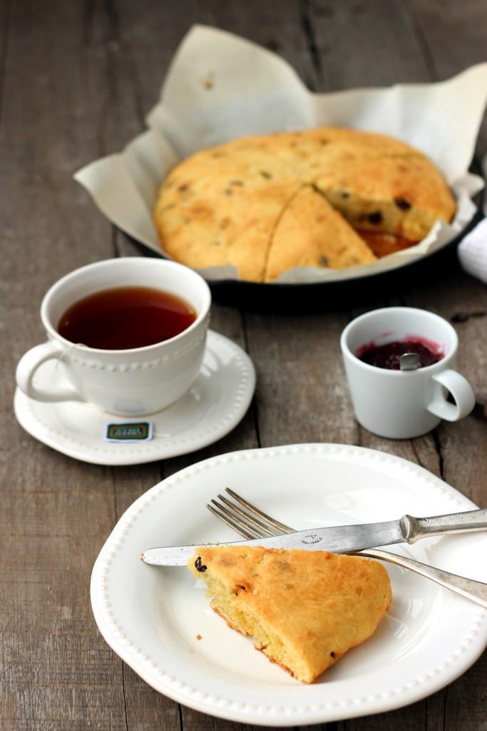 Gluten-free Raisin Scones - Dish by Dish
