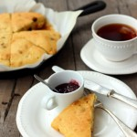 Gluten-free Raisin Scones