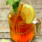 Honey Mint Lemon Tea
