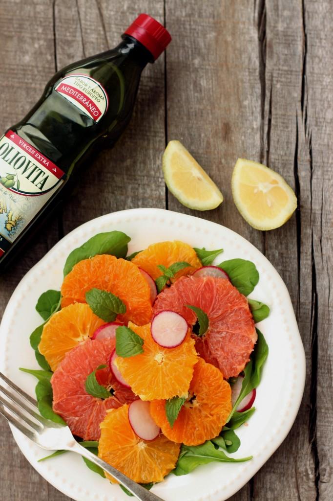 Summer Citrus Salad
