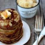 2-Ingredient Banana Pancakes