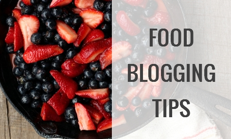Food Blogging Tips