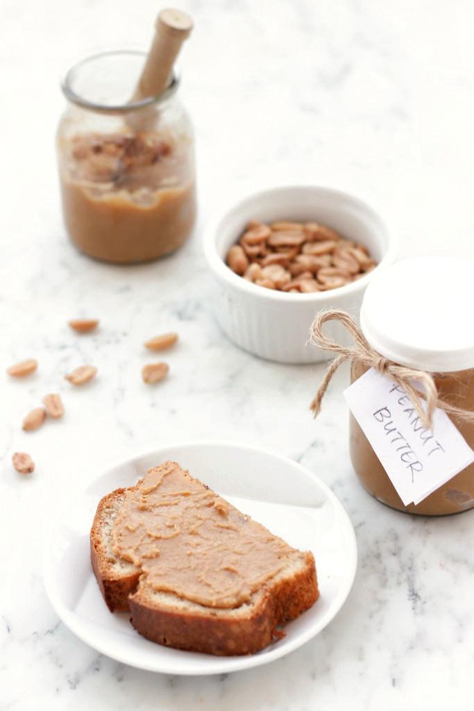 10-Minute Creamy Peanut Butter