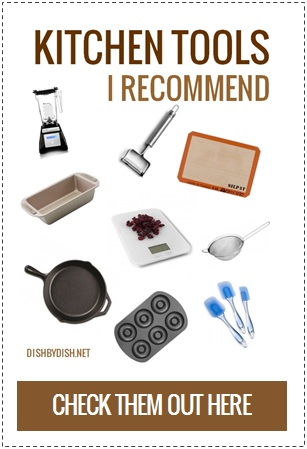 Kitchen Tools I Recommend