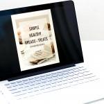Simple Healthy Breads & Treats (E-Cookbook)