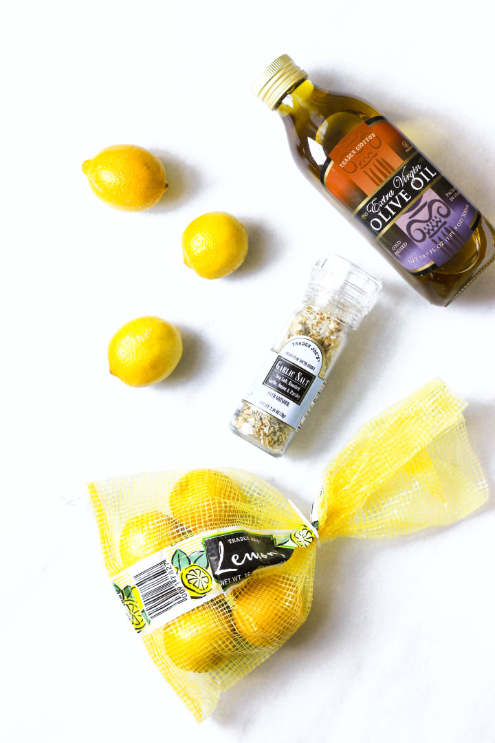 Refreshing Summer Salad with Lemon Vinaigrette