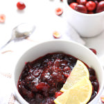 20-Minute Homemade Cranberry Sauce