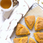Easy Gluten-free Pumpkin Scones