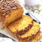Super Moist Pumpkin Bread (Gluten-Free, Dairy-Free)
