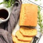 Easy Rosemary Cornbread (Gluten-Free, Dairy-Free)