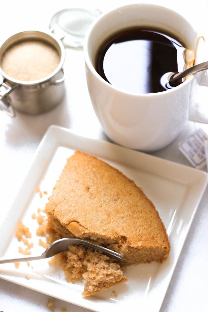 Gluten-free Cinnamon Coffee Cake
