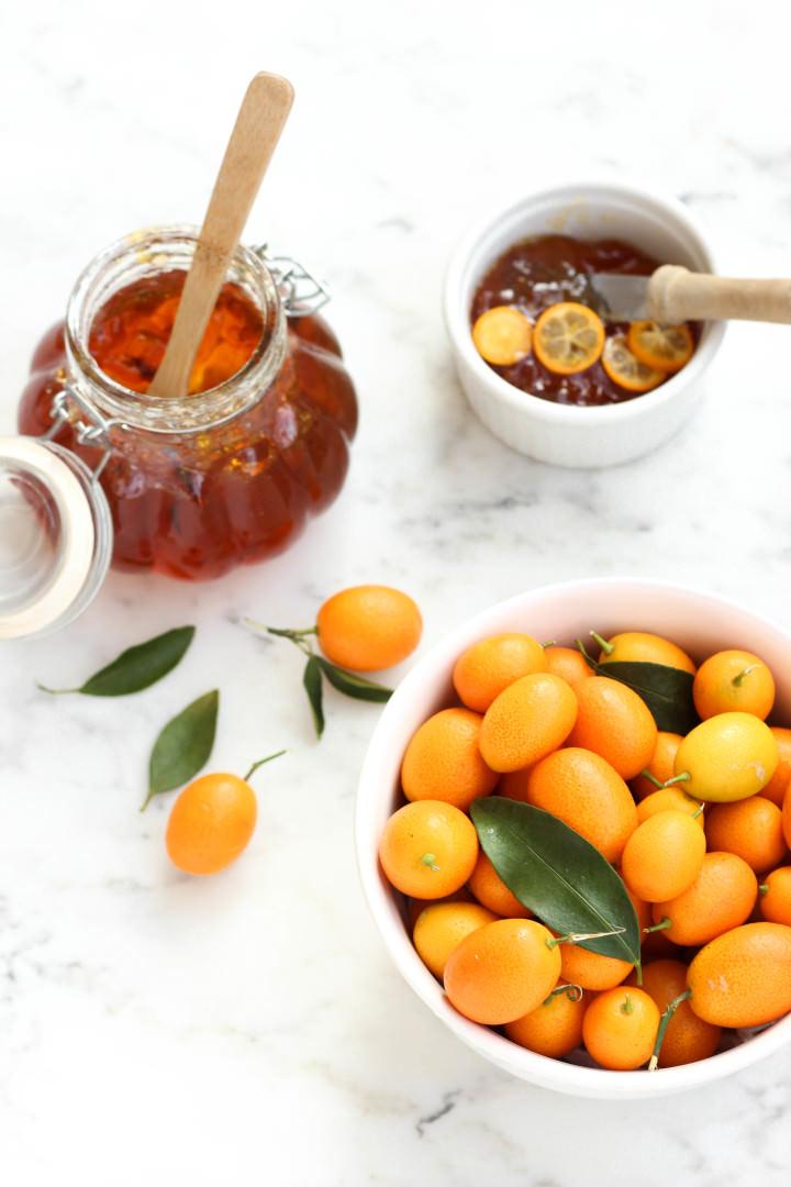 Easy Kumquat Marmalade