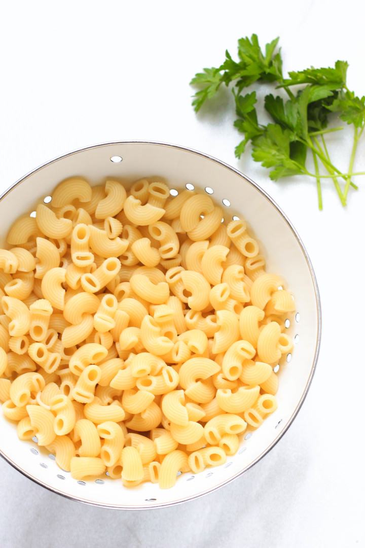 Gluten-free Macaroni and Beef