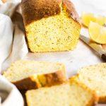 Amazing Lemon Poppy Seed Bread (Gluten-Free, Dairy-Free)