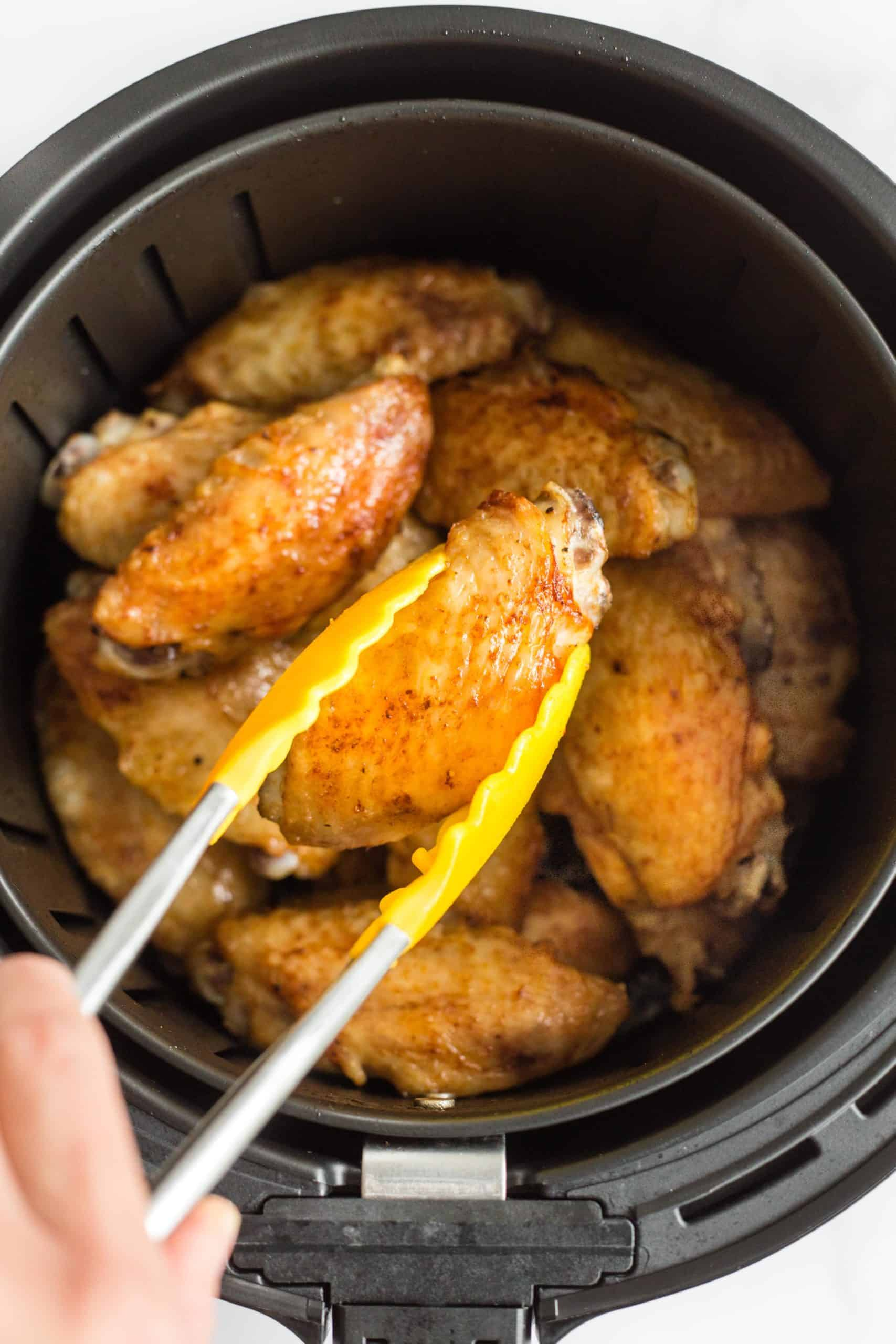 air fryer chicken wings recipe singapore