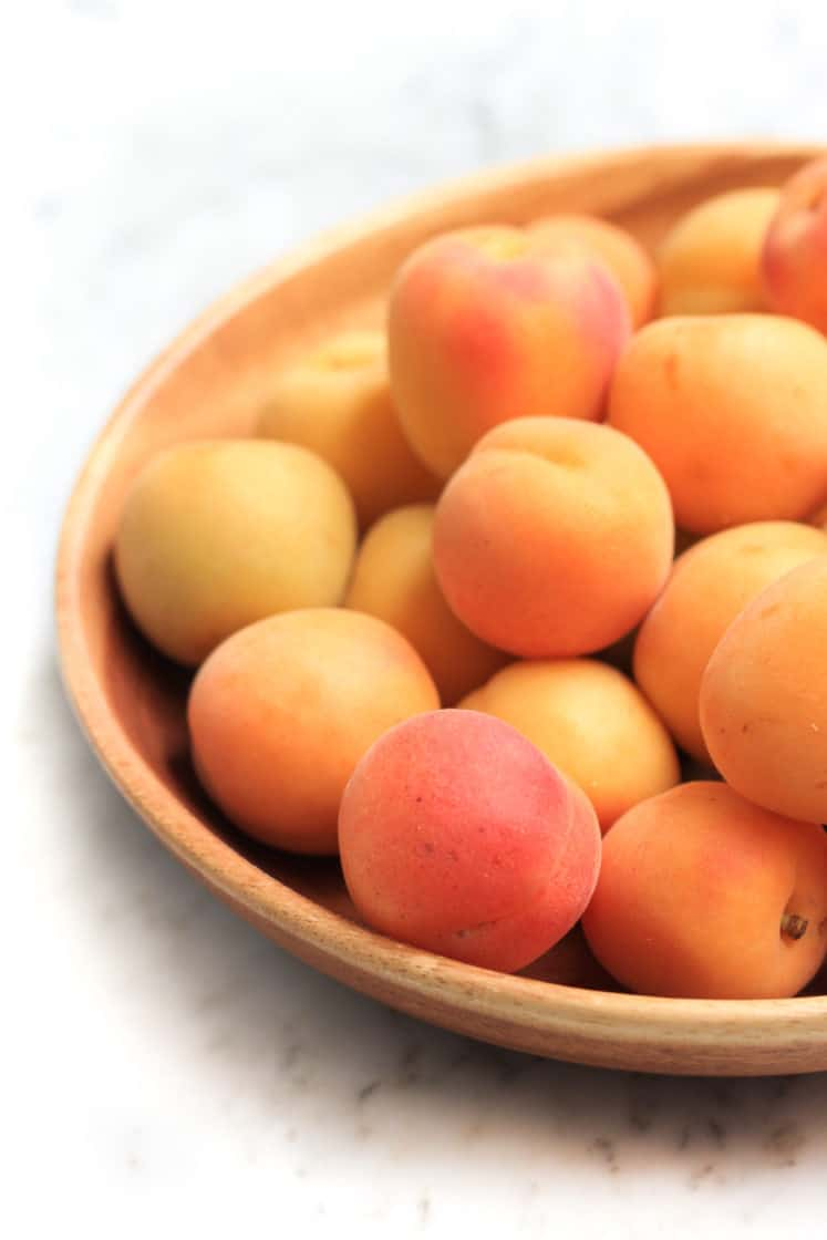 Easy Apricot Jam (Gluten-free, Vegan)