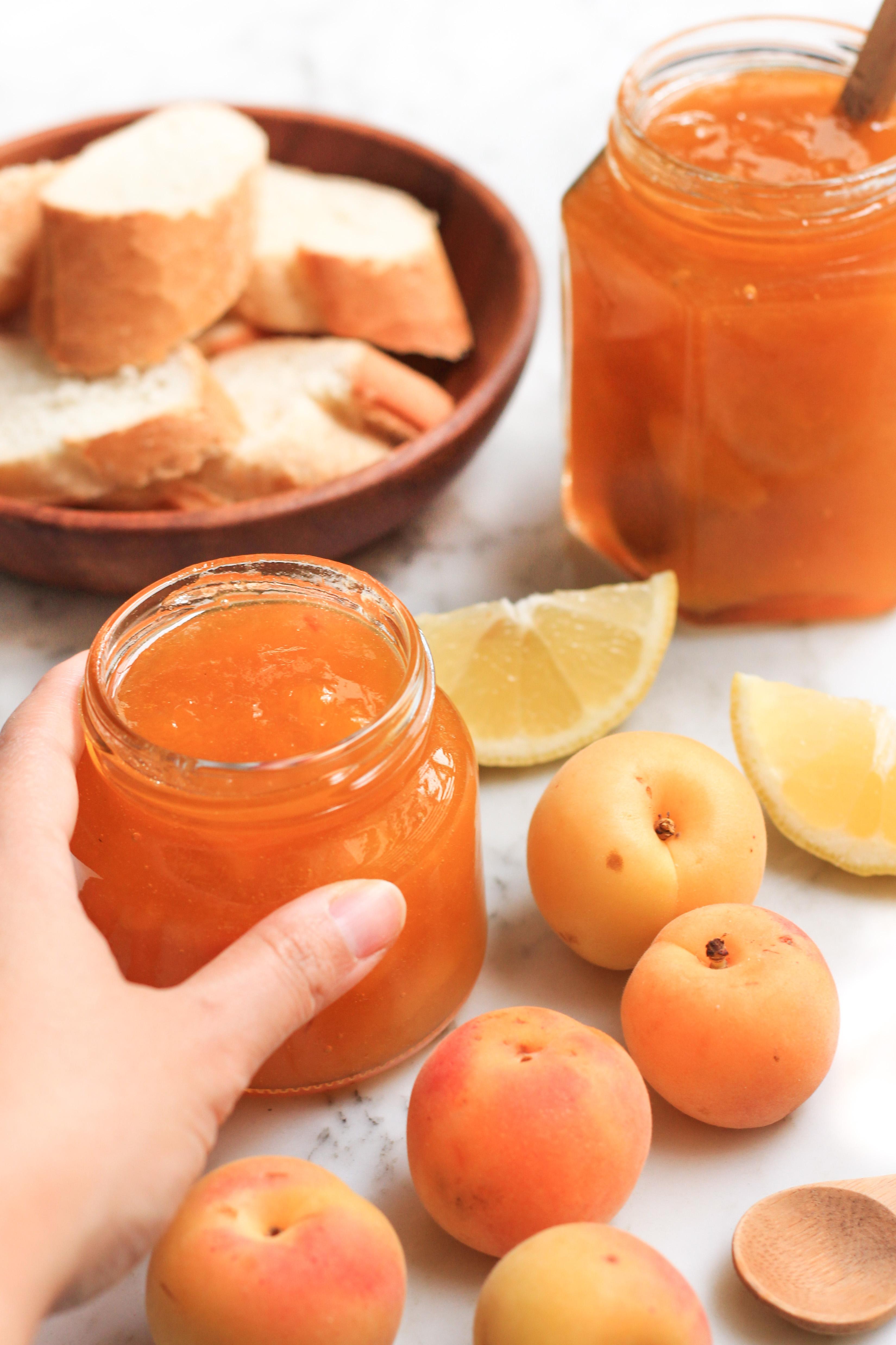 3eff957713e5 Easy Apricot Jam (Gluten-free
