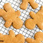 Pinterest image for gingerbread men
